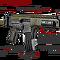 Imagem do novo Fuzil IA2 5.56, fabricado com tecnologia 100% nacional