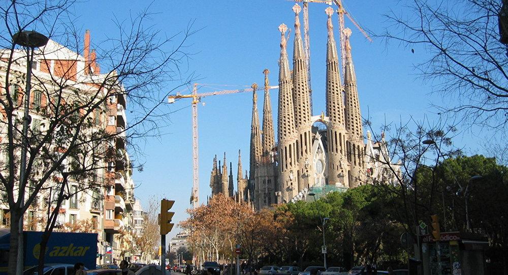 Igreja da Sagrada Família, Barcelona
