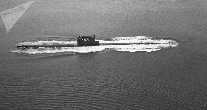 Submarino K-129