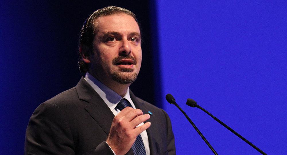 Saad Hariri, primeiro-ministro do Líbano