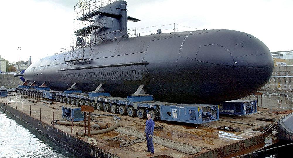 De de foto guerra modernos submarino 35