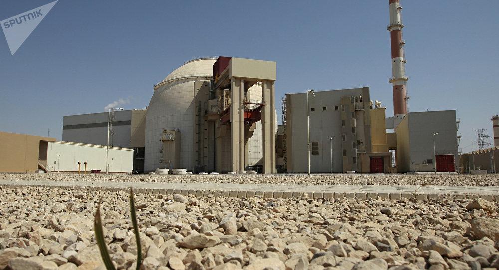 A usina nuclear Bushehr no Irã (foto de arquivo)