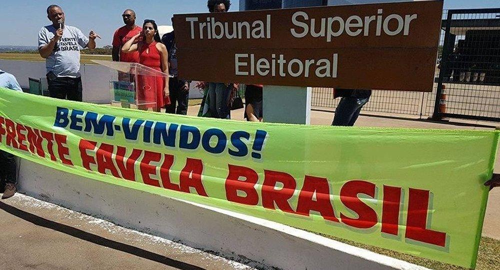 Frente Favela Brasil quer ser o partido que representará os interesses de negros e pobres no país