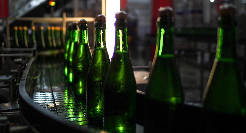 Fábrica de vinhos em Moscou
