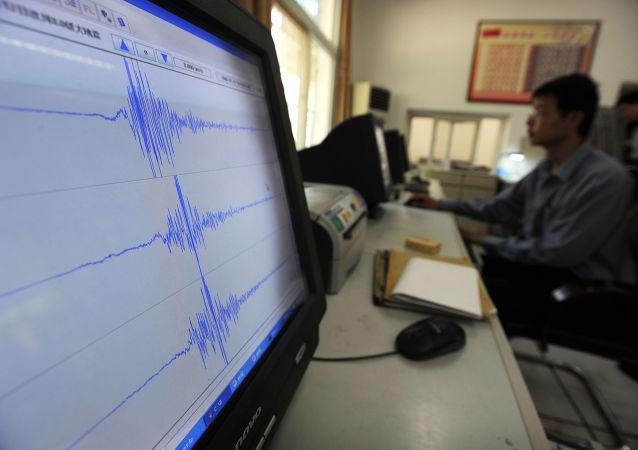Epicentro do tremor foi registrado a 135 quilômetros da ilha de Komodo