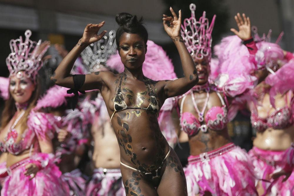 Carnaval europeu em Londres, Reino Unido