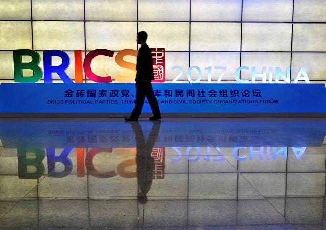 Cimeira do grupo BRICS na China, em Xiamen, entre 3 e 5 de setembro de 2017