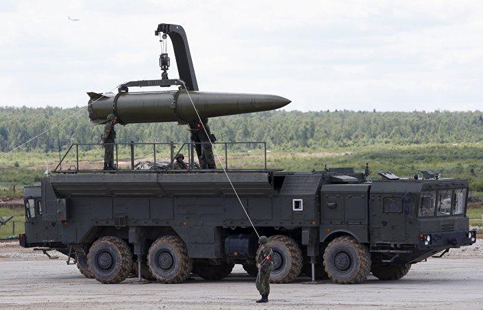 Sistema de mísseis Iskander