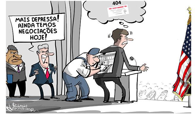É difícil dialogar com quem confunde Áustria com Austrália — Putin sobre EUA