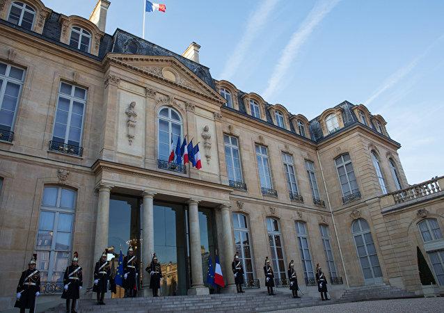 Palácio do Eliseu, Paris