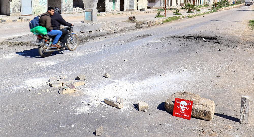 ONU culpa Síria por ataque com gás sarin