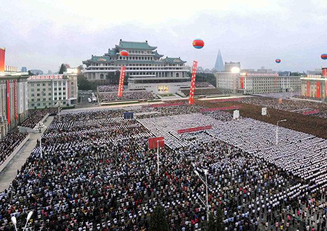 Segundo declarou o líder norte-coreano, Kim Jong-un, todos os componentes necessários para a bomba de hidrogênio foram 100% produzidos no país