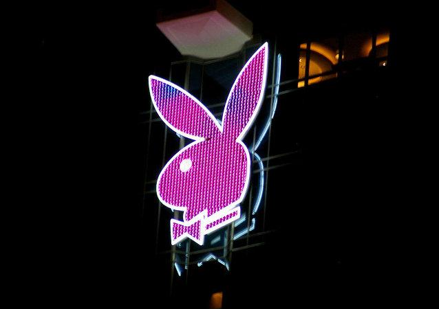 Logotipo da Playboy
