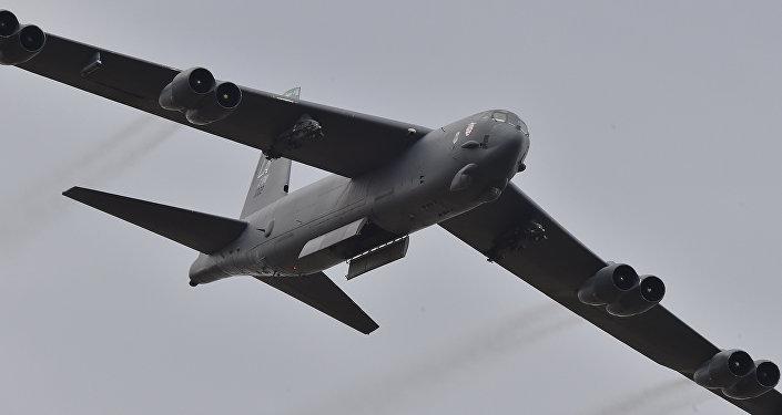 Bombardeiro pesado B-52