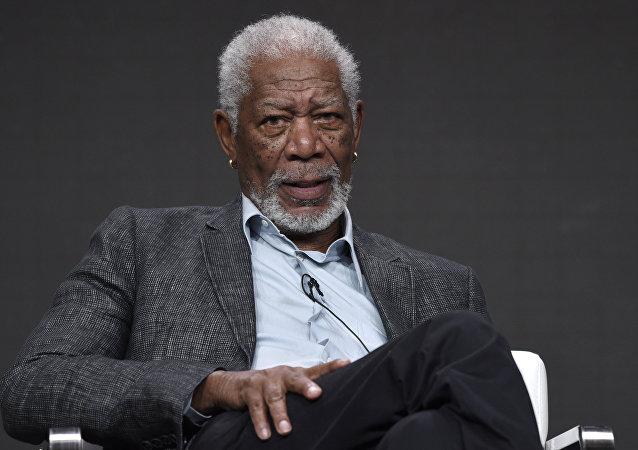Ator norte-americano, Morgan Freeman