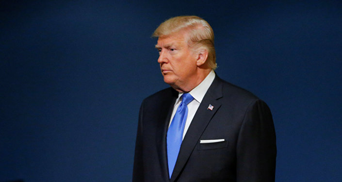 Donald Trump, presidente dos Estados Unidos