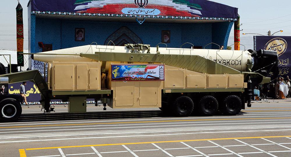 Teerã revela novo míssil balístico que pode carregar várias ogivas