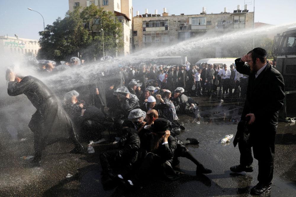 Confrontos em Jerusalém, Israel