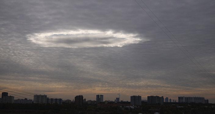 Nuvem, imagem referencial