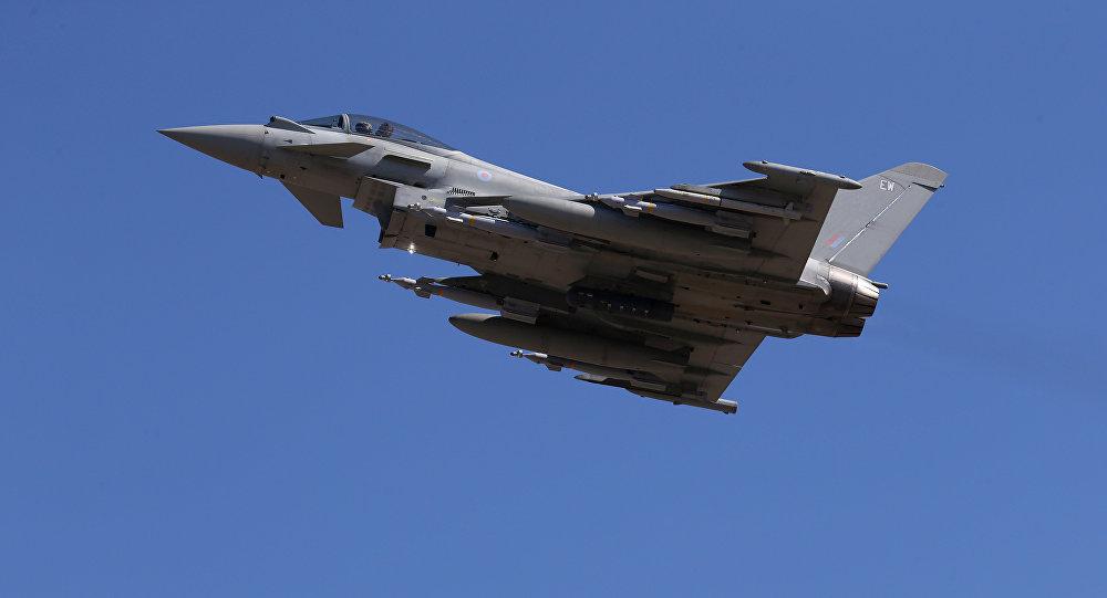 BAE Systems fechou acordo com o Qatar para a venda de 24 caças Typhoon