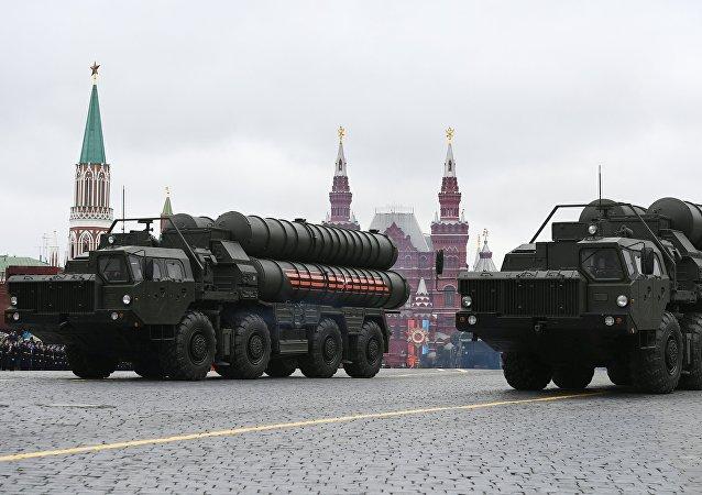 Os sistemas S-400