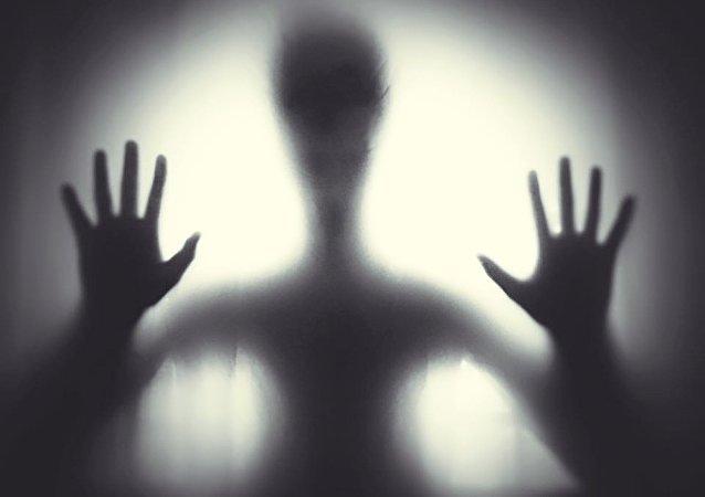 Fantasma (imagem ilustrativa)