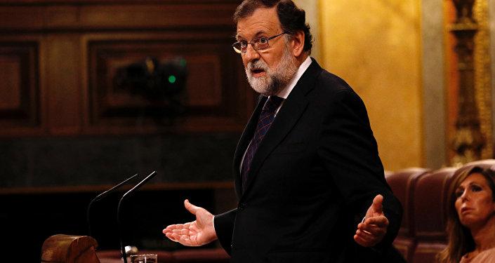 Mariano Rajoy, primeiro-ministro espanhol