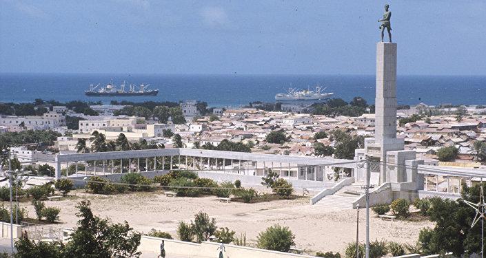 A capital da Somália, Mogadíscio (foto de arquivo)