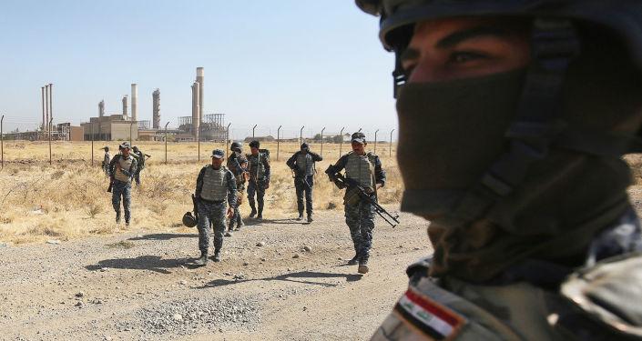 Forças iraquianas continuam avançando em Kirkuk
