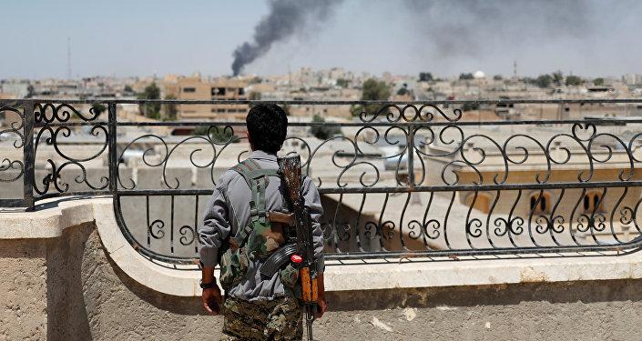 Síria retoma cidade-chave do Estado Islâmico