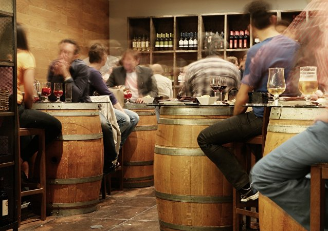 Um pub (imagem ilustrativa)