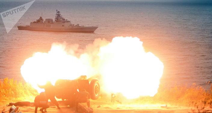 Manobras conjuntas entre Rússia e Índia, Indra 2017