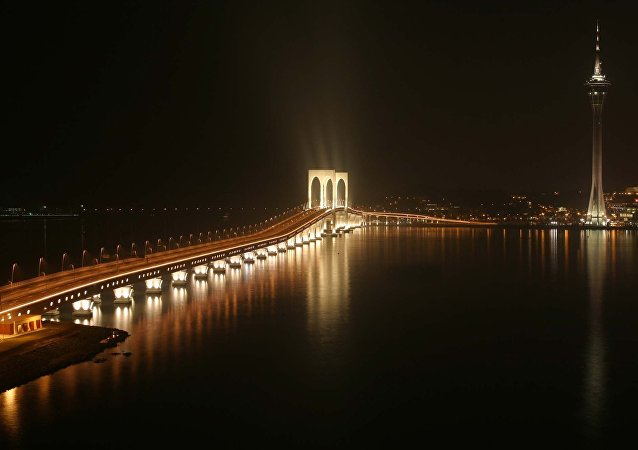 Ponte chinesa (imagem ilustrativa)