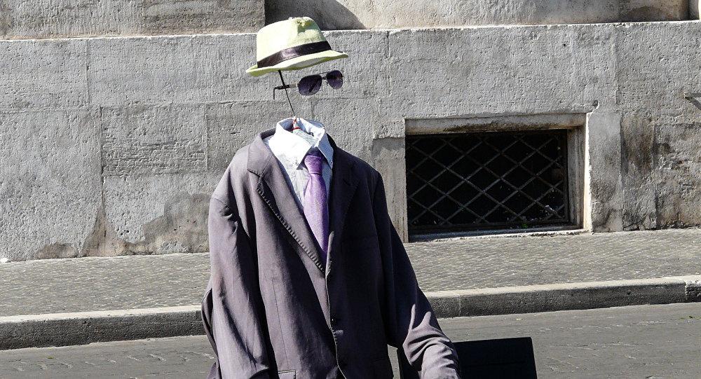 Um homem invisível
