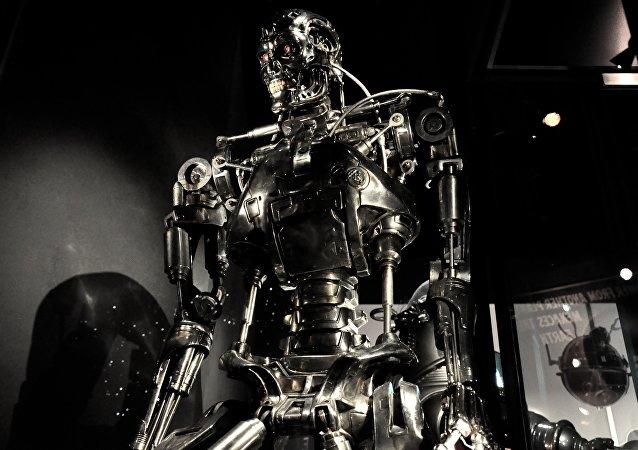 Um robô