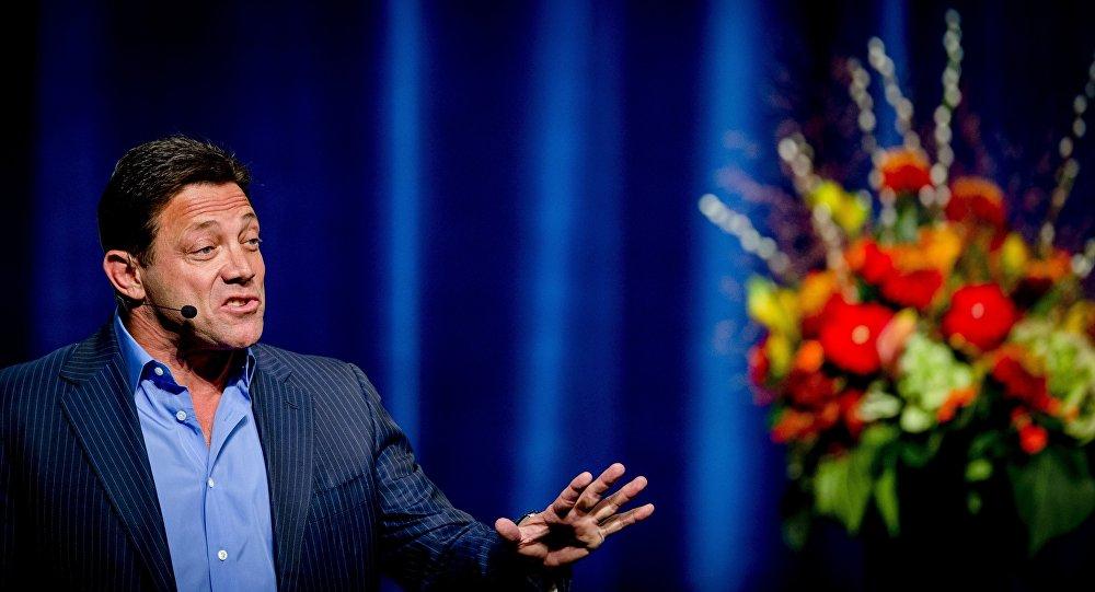 El exjugador de Wall Street convertido en novelista Jordan Belfort