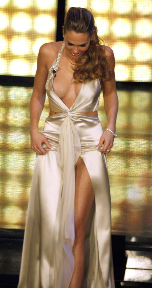 Modelo Ilary Blasi, esposa do ex-jogador de futebol italiano, que atuava como meia e atacante