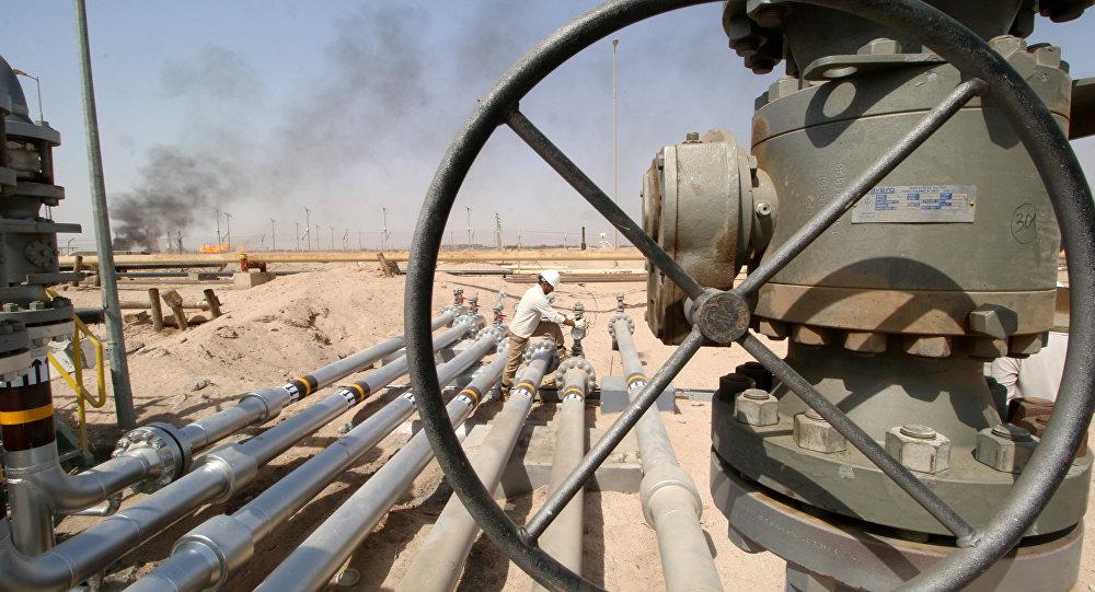 Extração de petróleo (imagem referencial)