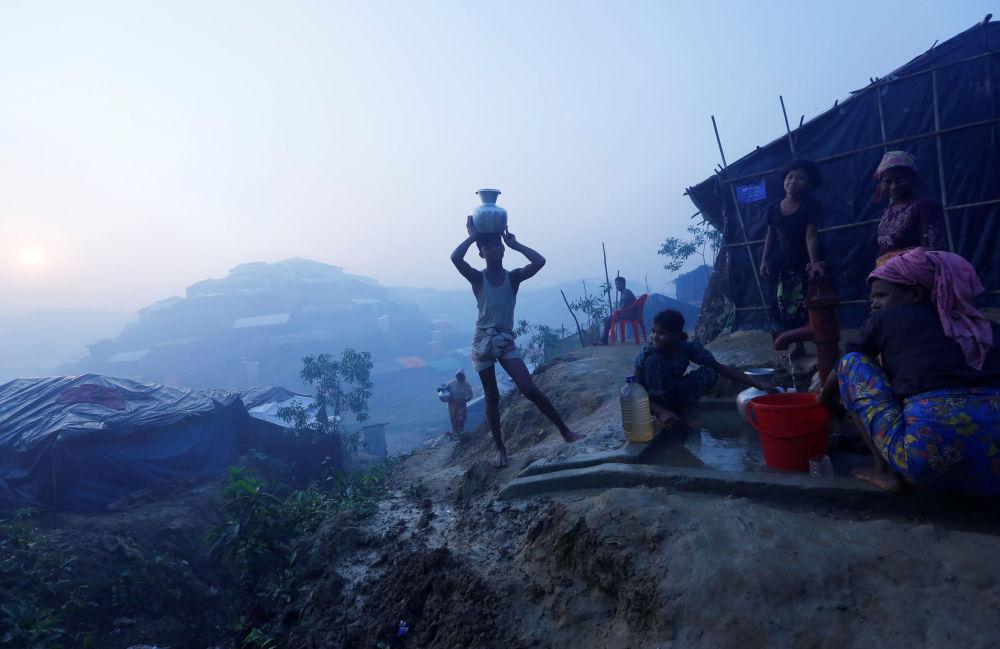 Refugiados rohingya no Bangladesh