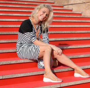Jornalista russa Ekaterina Gordon