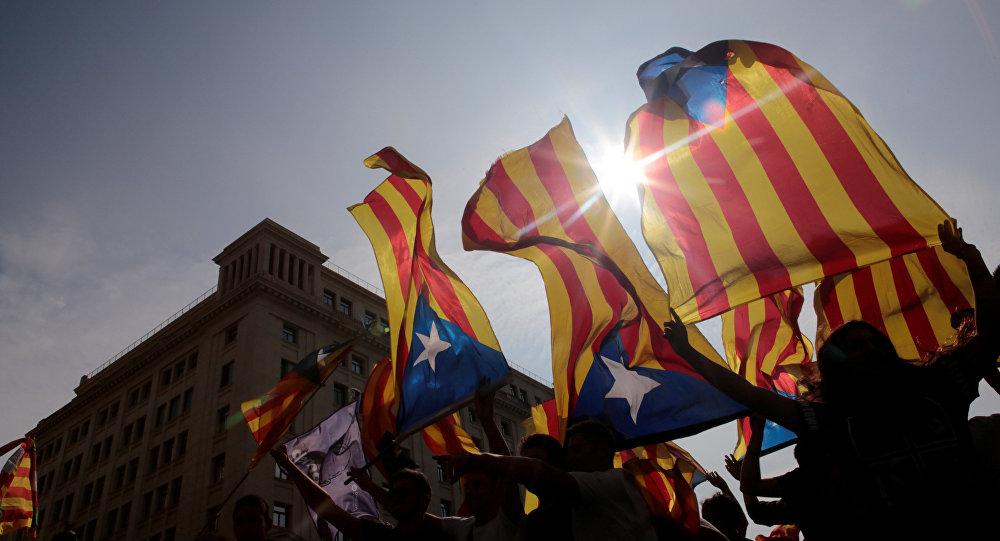 Bandeiras da Catalunha