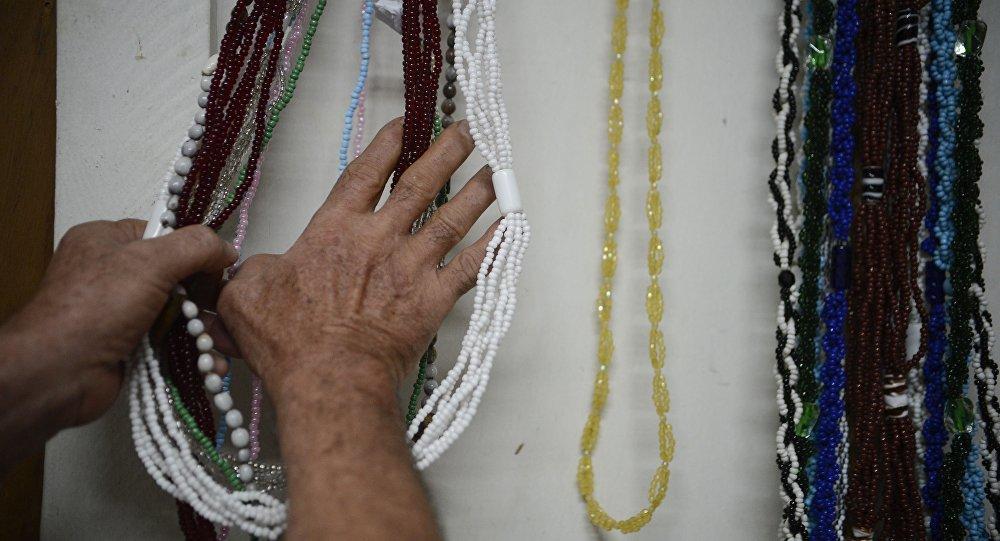 Colares de Umbanda, religião brasileira declarada patrimônio imaterial do Rio de Janeiro