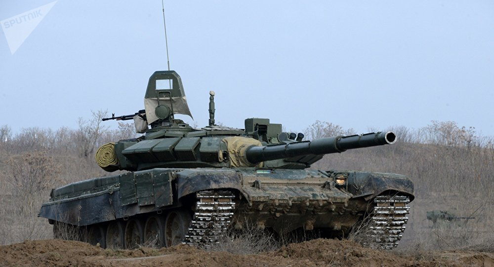 Tanque T-72B3