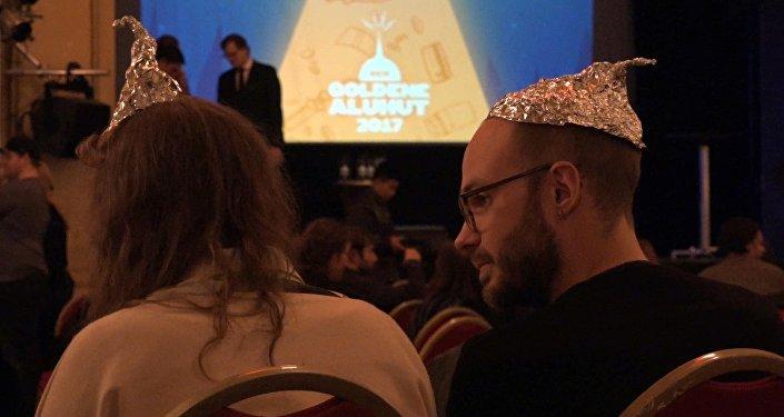Prêmio Chapéu Dourado de Papel-Alumínio 2017
