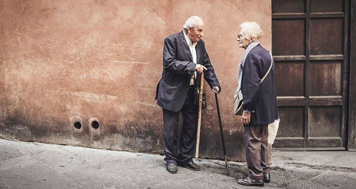 Pessoas de idade avançada