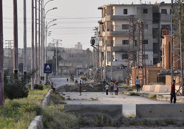 Deir ez-Zor (foto de arquivo)