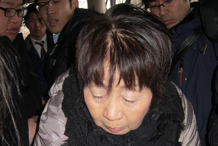 A assassina em série japonesa, mais conhecida como Mulher Veneno, Chisako Kakehi
