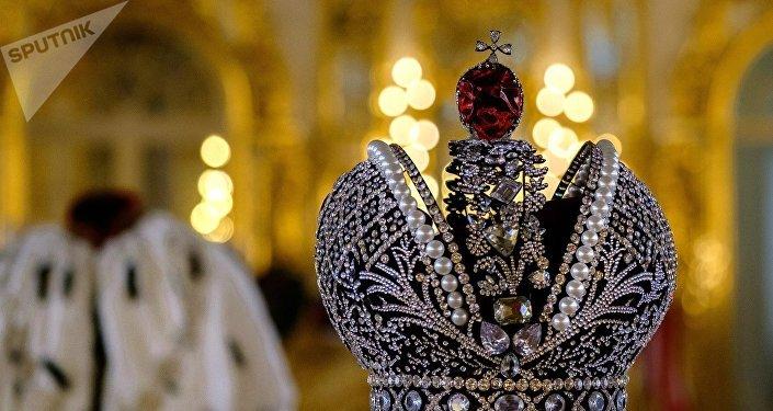 Coroa de imperadores russos
