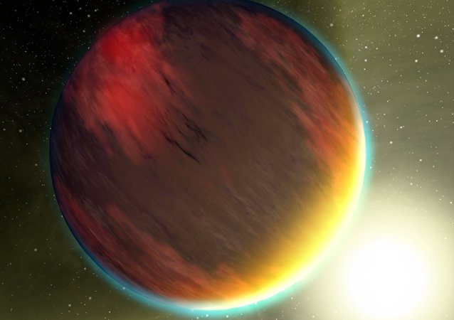 Exoplaneta (apresentação artística)