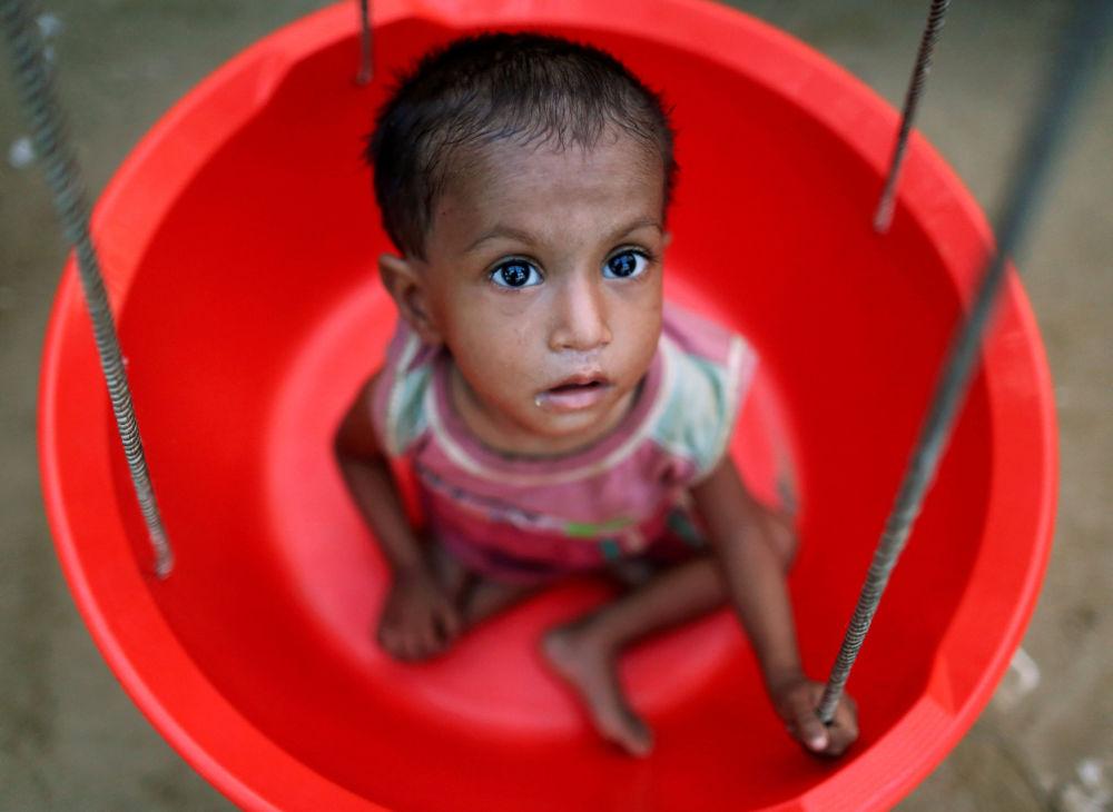 Refugiada-rohingya em Bangladesh
